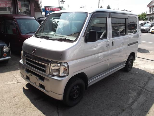 ホンダ M 4WD オートマ キーレス CD エアバック