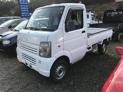 キャリイトラックKC 4WD MT 軽トラック 2名乗り エアコン 記録簿