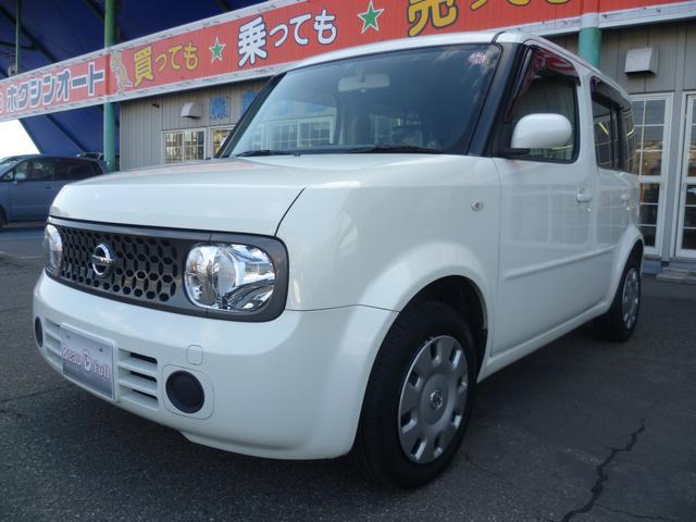 日産 14S FOUR 4WD 社外ナビ