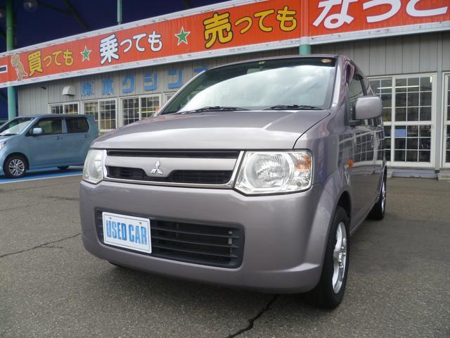 三菱 GS 4WD 片側電動ドア シートヒーター 社外アルミ