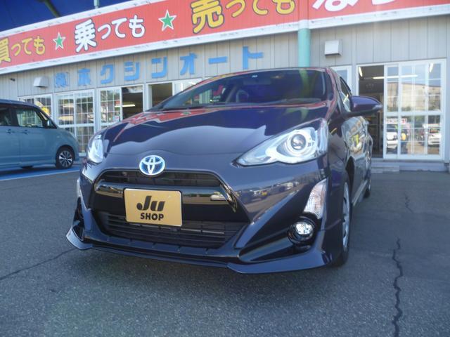 トヨタ S メモリーナビTV