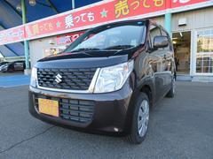 ワゴンRFX 4WD 社外ナビ 前席シートヒーター