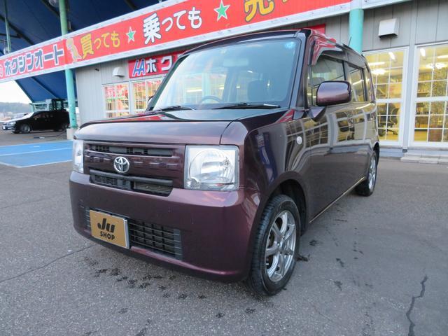 トヨタ X 4WD 社外メモリーナビ フルセグTV エコアイドル