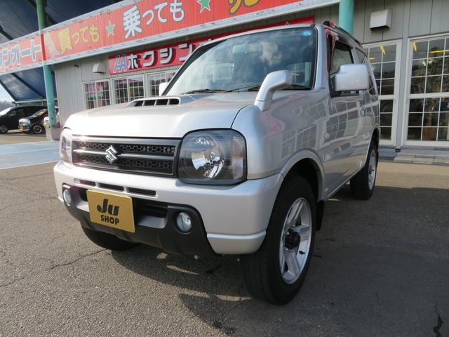 スズキ XC 4WD CDオーディオ キーレス 純正アルミ