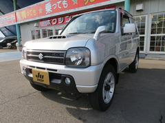 ジムニーXC 4WD CDオーディオ キーレス 純正アルミ