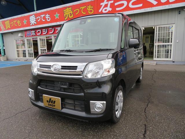 ダイハツ Xターボ SAII 4WD 純正メモリーナビTV Bカメラ