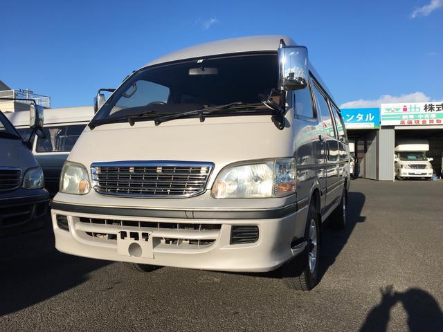 トヨタ グランドキャビンG-e 4WD