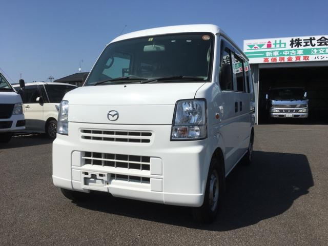 マツダ PC 4WD ハイルーフ