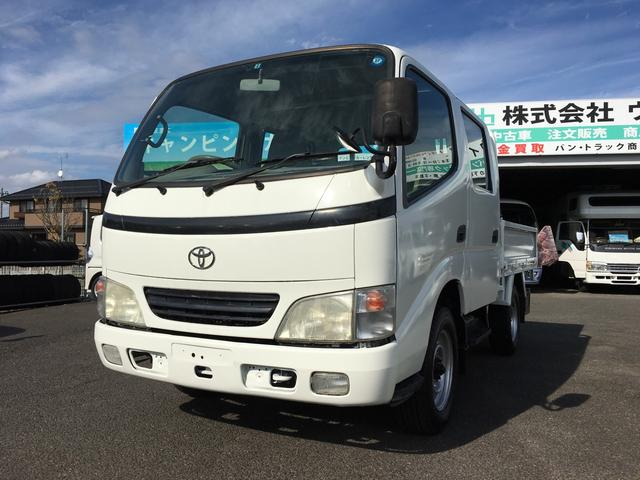 トヨタ 3.0Dダブルキャブシングルジャストロー 4WD