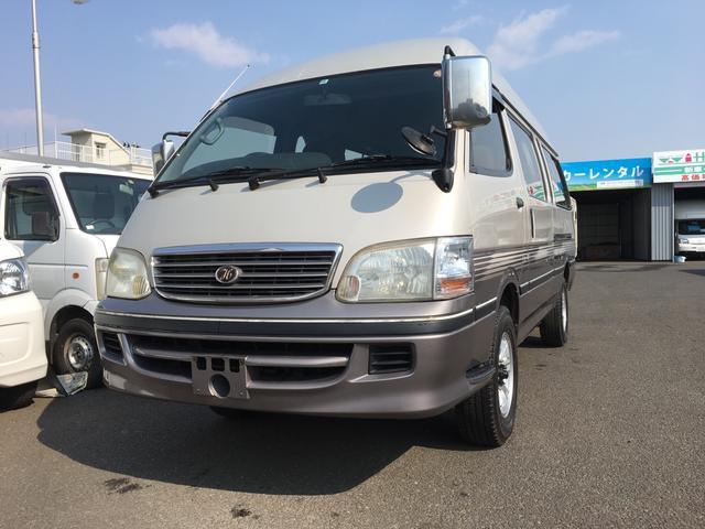 トヨタ グランドキャビンG-p 4WD