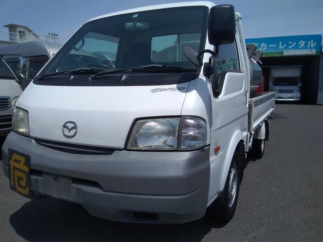 マツダ 4WD 1KLタンクローリー車
