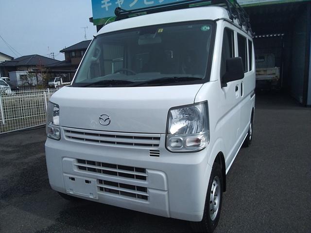 マツダ PC ハイルーフ5AGS車 4WD