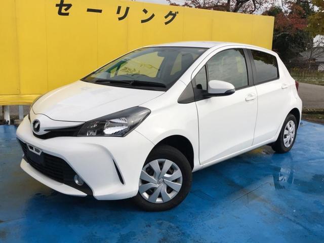 トヨタ F CVT オーディオ付 コンパクトカー 4WD キーレス