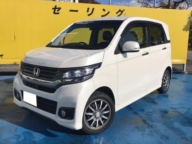 「ホンダ」「N-WGNカスタム」「コンパクトカー」「福島県」の中古車