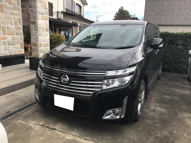 日産 250ハイウェイスター 電動スライドドア TV ナビ 4WD