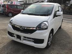 ミライースXf TV ナビ 軽自動車 ETC 4WD ホワイト CVT