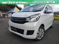 eKワゴンM 4WD SDナビTV ABS付 CVT 届出済未使用車
