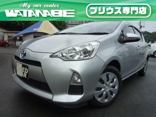 トヨタ S SDナビ・地デジ・オートエアコン・ETC・キーレス
