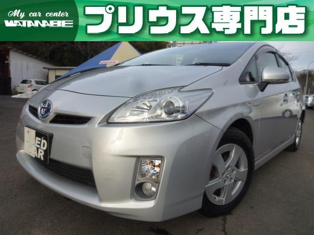 トヨタ S 純正HDDナビ・地デジ・バックカメラ・ETC・スマートキー