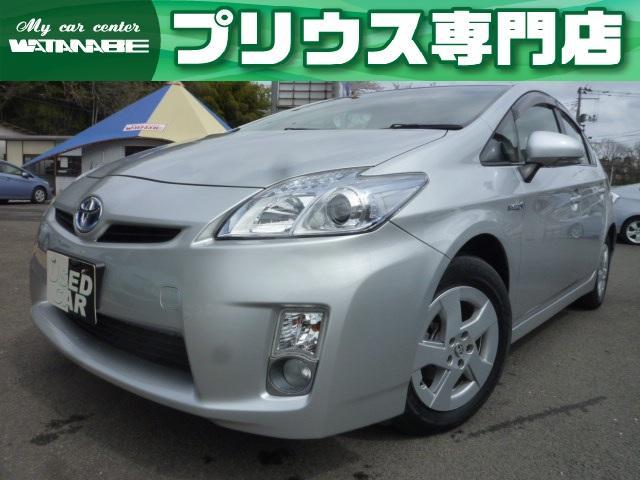 トヨタ S 純正SDナビ・地デジ・バックカメラ・Bluetooth・ETC・スマートキー