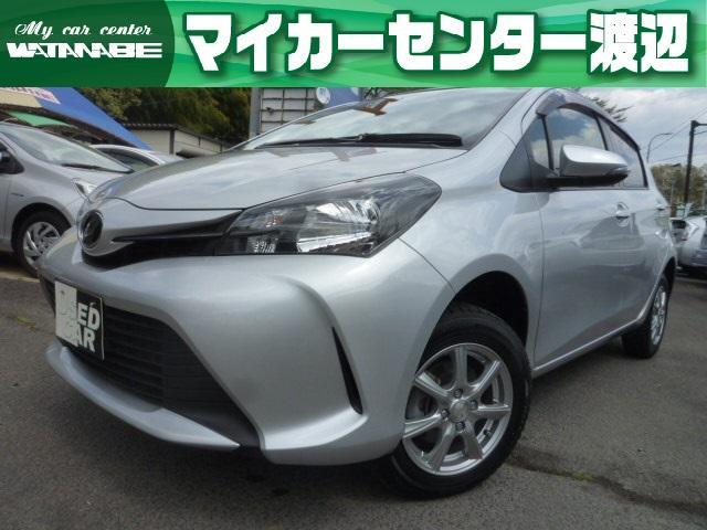 トヨタ F 4WD・純正SDナビ・地デジ・Bluetooth・ETC・キーレス