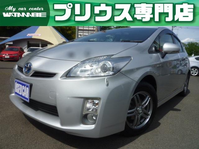 トヨタ S 純正SDナビ・地デジ・バックカメラ・ETC・フォグランプ・スマートキー