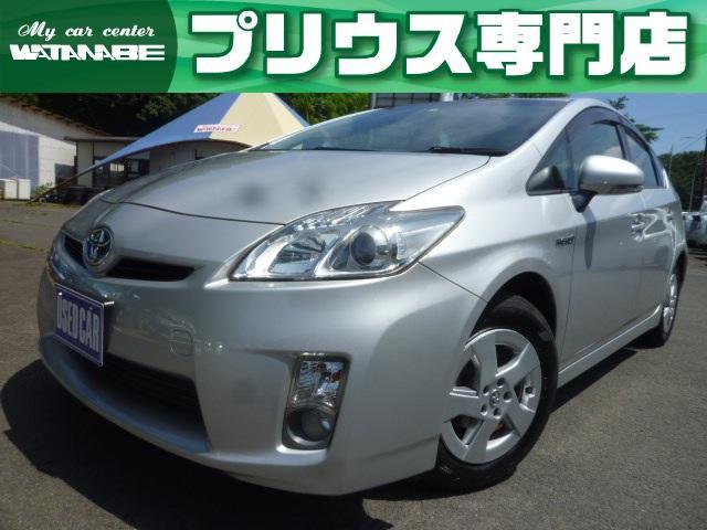 トヨタ S 純正SDナビ・地デジ・バックカメラ・Bluetooth・フォグランプ・ETC・スマートキー