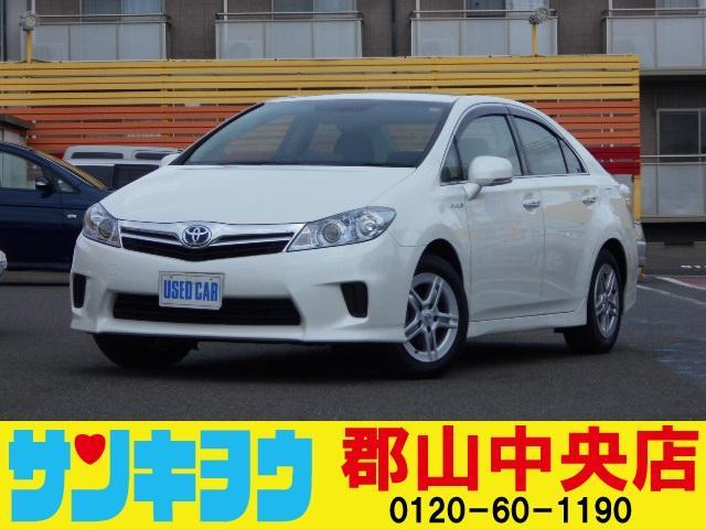 トヨタ S 純正ナビ バックカメラ スマートキー クルコン ETC