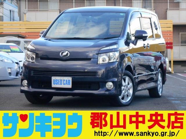 トヨタ Z 両側パワースライドドア ナビ・TV・バックカメラ HID