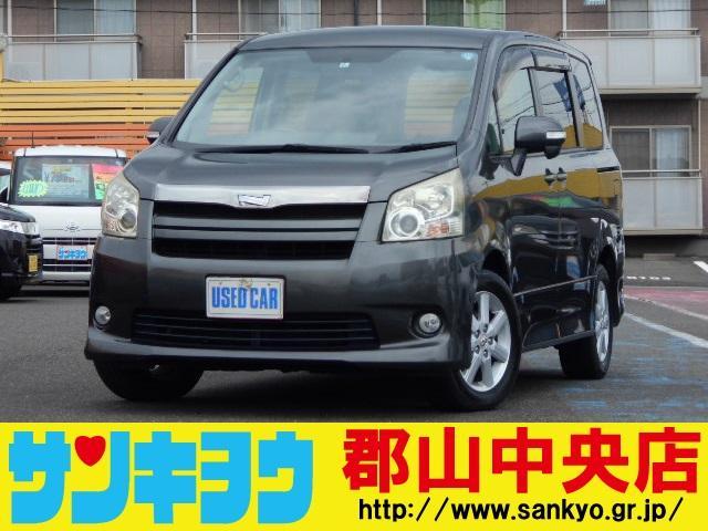トヨタ Si HDDナビ バックカメラ 後席モニター 片側電動ドア