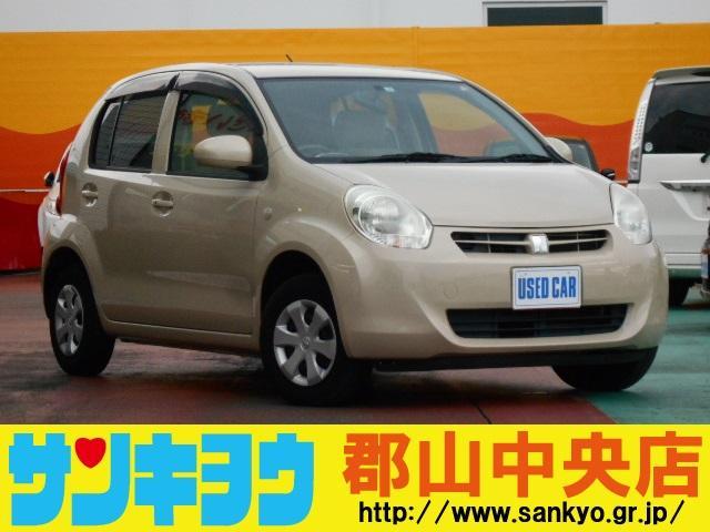トヨタ X ユルリ 純正CDオーディオ スマートキー ABS 電格ミラー