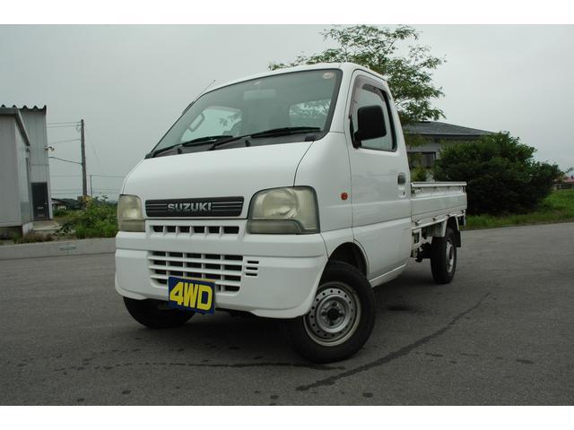 スズキ KU スペシャル エアコン パワステ 4WD