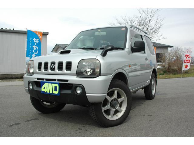 スズキ XC 4WD マニュアル車 禁煙車 6ヶ月保証