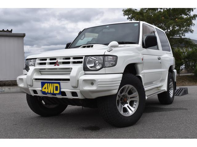 三菱 ワイド ZX ショートボディー ディーゼルターボ 4WD 下廻り塩害対策錆止め塗装 3ヶ月保証