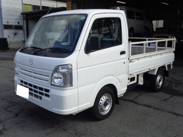 マツダ KCエアコン・パワステ 4WD マニアル