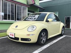 VW ニュービートルLZ 革シート AT AW サンルーフ オーディオ付