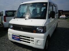 ミニキャブバンCD 4WD ハイルーフ タイベル交換済み