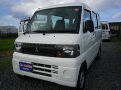 ミニキャブバンCD 4WD ハイルーフ