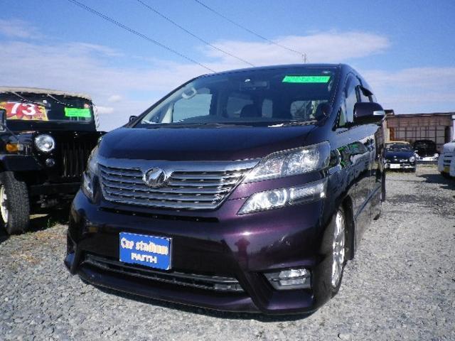 トヨタ 2.4Z 4WD TEIN車高調
