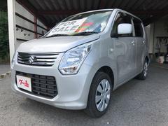 ワゴンRFX 軽自動車 4WD CVT 1オーナー 保証付 AC