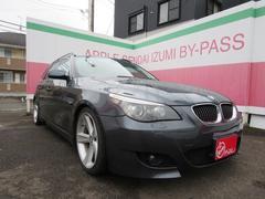 BMW525iツーリングハイラインパッケージ ディーラー車