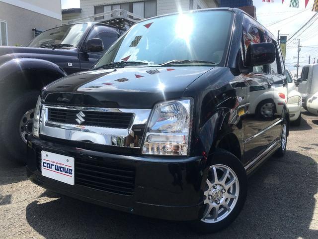 スズキ FXリミテッドII 4WD コラムAT ETC シートヒーター装備車