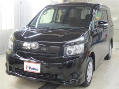ヴォクシーX 4WD バックモニター HDDナビ ワンセグ ETC