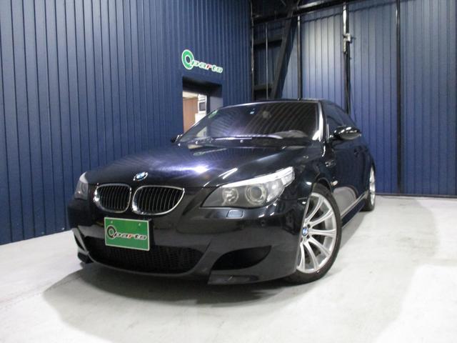 BMW M5 左H サンルーフ 本革シート