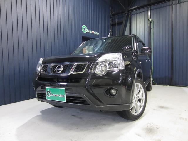 日産 20Xtt 4WD カプロンシート 社外SDナビフルセグTV