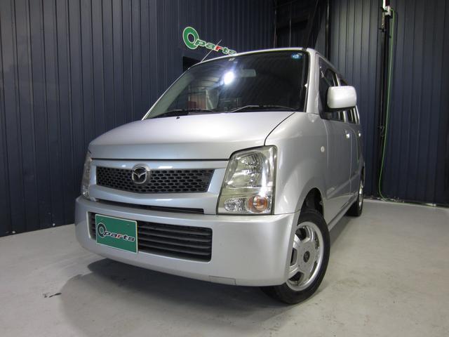 マツダ AZワゴン FX 4WD 5速MT シートヒーター キー...