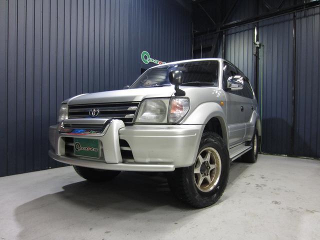 トヨタ TZ ディーゼル 4WD サンルーフ ルーフレール 社外HDDナビ フルセグTV Bluetooth キーレス HID ETC エンジンスターター