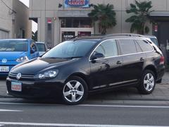 VW ゴルフヴァリアントTSIトレンドラインブルーモーションテクノロジーワンオーナー
