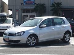 VW ゴルフTSIトレンドライン DSG 純正オーディオ