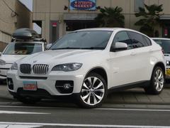 BMW X6xDrive 35i サンルーフ ブラックレザーシート